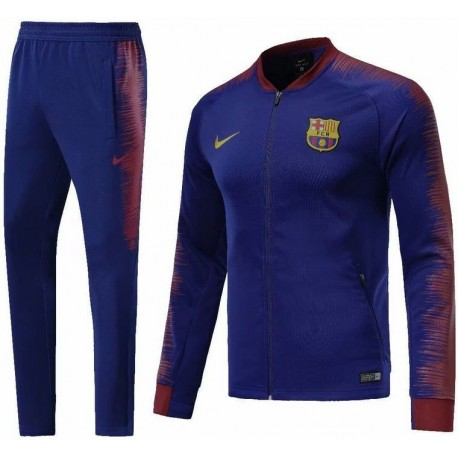 Спортивный костюм барселоны 2018 2019 синий