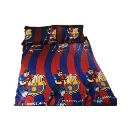 Постельное белье барселона barcelona 2018 2019 месси гранатовые