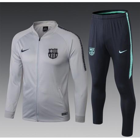 Спортивный костюм барселоны серый 2018 2019
