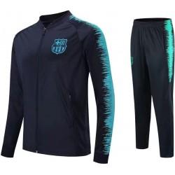 Детский костюм барселона 2018 2019 темно синий минтол  ronaldo 7