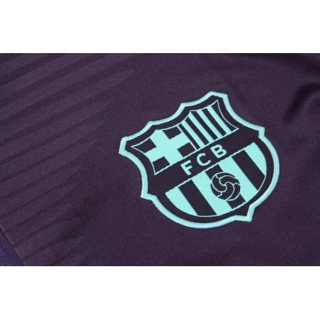 Костюм barcelona 2018 2019 темно сииний  месси