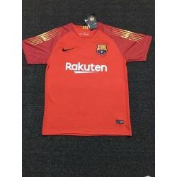 Футболка barcelona 2018 красная