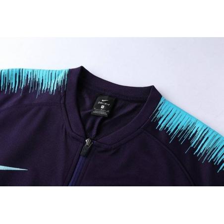 Олимпийка барселоны темно синяя минтол  месси