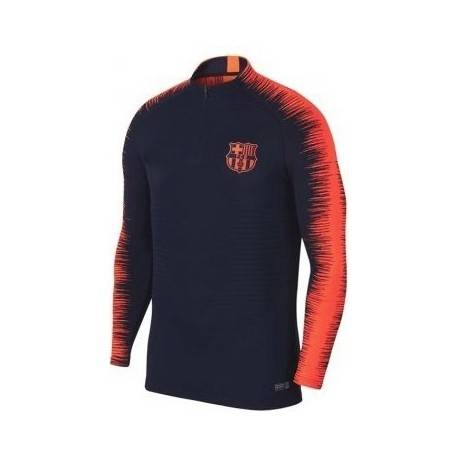 Тренеровочный свитер барселоны barcelona темно синий орандевый