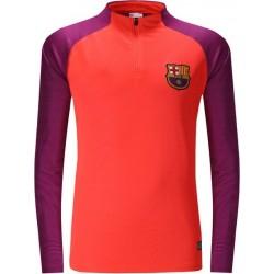 Тренеровочный свитер барселоны barcelona оранжевый