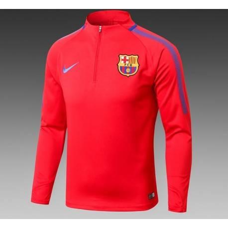 Тренеровочный свитер барселоны barcelona красный синий