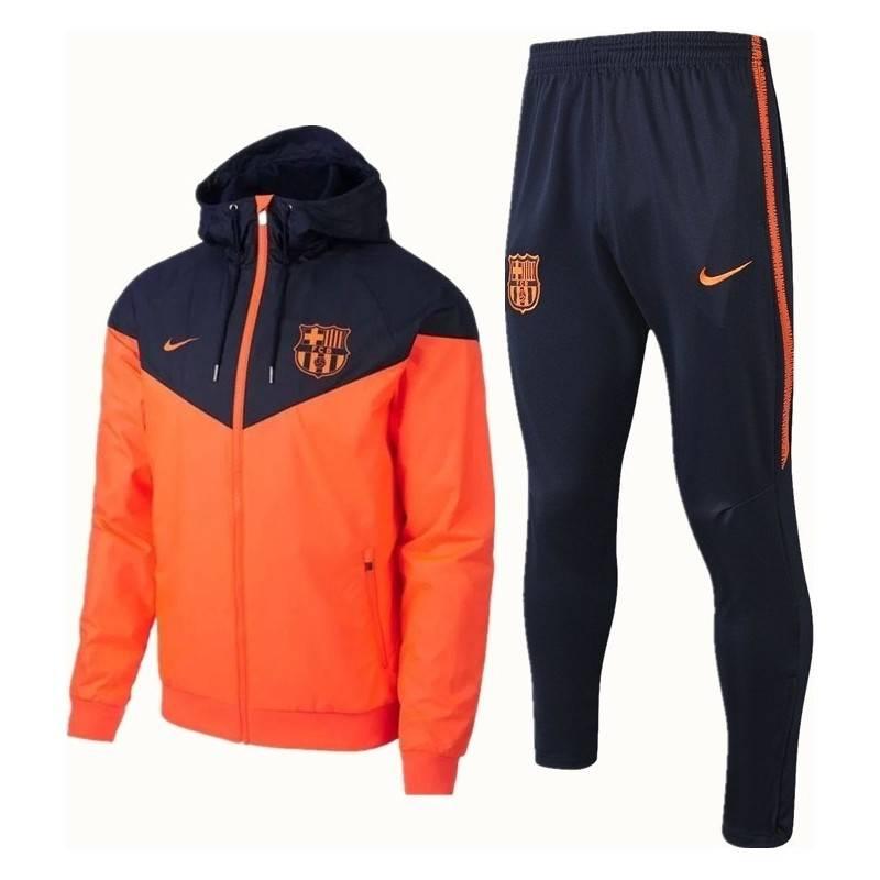 Ветрозащитные костюмы оранжевая темно синяя  ronaldo 7