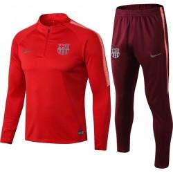Детские тренировочные костюмы barcelona 2018-2019 корраловый