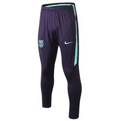 Тренировочные штаны барселоны темно синие ментоловые