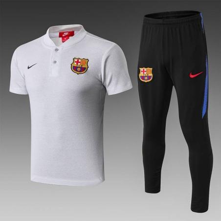Футбольная форма костюм барселоны 2020 2019 серый  месси