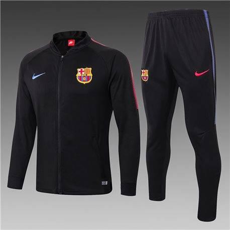 Детские спортивные костюмы barcelona 2018-2019 черный