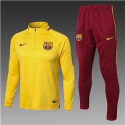 Тренировочные костюмы (Желтый/Бордовый) барселоны 2020 2019