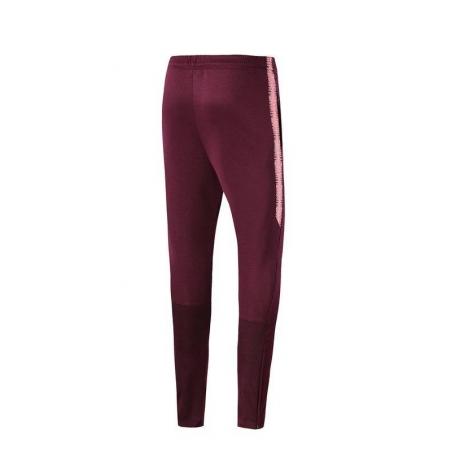 Тренировочные штаны барселоны бордовые  месси