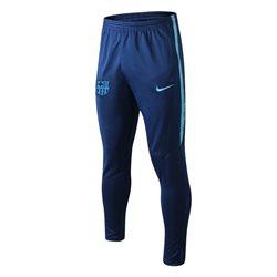 Тренировочные штаны барселоны тенмо синие м минтоом