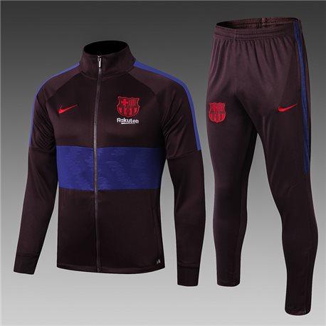 Детские спортивные костюмы барселоны 2020-2019 темно синий
