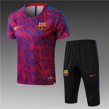 Футбольная форма костюм барселоны 2020 2019 темно синий