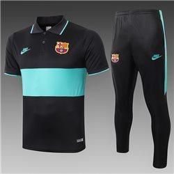 Футбольный костюм поло барселона 2021 2020