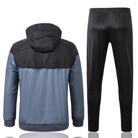 Ветрозащитные костюмы (Черный/Берюзовый) 2019 2020
