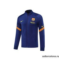 Олимпийка барселоны (barcelona) сезон 2021-2020 (Синяя)