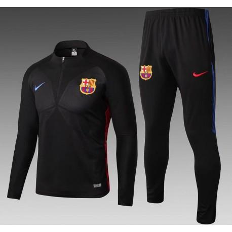Детские спортивные костюмы барселоны barcelona 2017 2018 черный