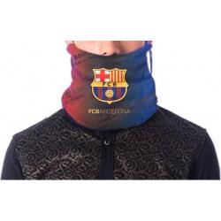 Спортивный шарф горловик барселоны  месси