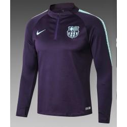 Тренеровочный свитер барселоны barcelona темно синий минтоловый