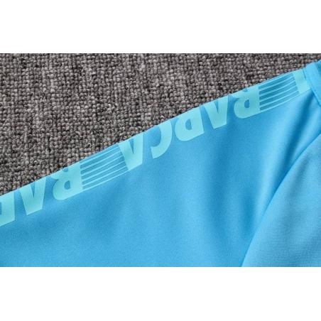 Толстовки свитер барселоны небесно синий  месси