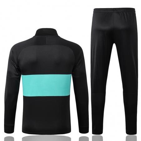 Спортивные костюм (Темно синяя/Минтоловая) барселона 2019 2020