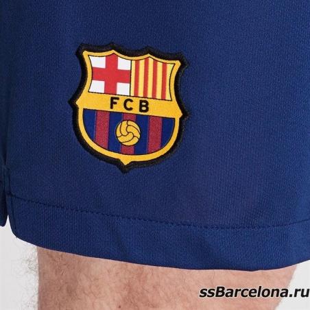 Футболка шорта 2019 2020 темно синие