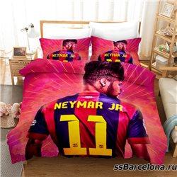 Постельное белье (Neymar) Неймар барселона 2020 2019
