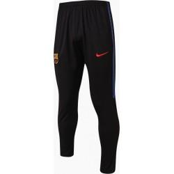 Тренировочные штаны барселоны черно синие  месси
